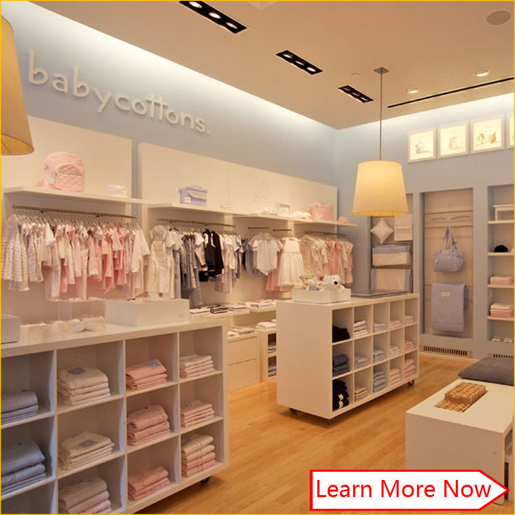 New China hot sale fashion baby clothing stores,shop display fitting clothing stores προμηθευτής